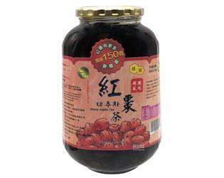 高岛红枣茶