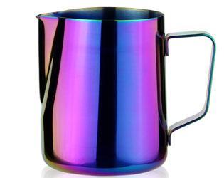 不锈钢尖嘴咖啡拉花缸