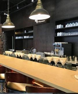 咖啡厅吧台